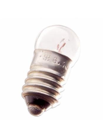 Лампа МН 6.3-0.3 Е10/13, (МН6,3-0,3 Е10/13, 6.3В, 0.3А, цоколь Е10/13)