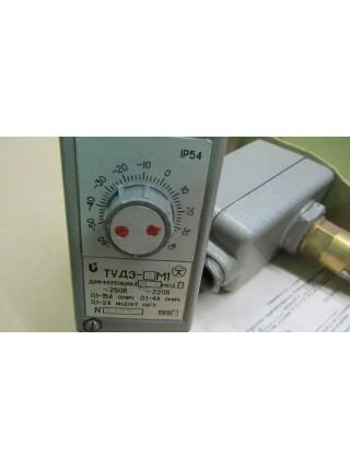 Терморегулятор ТУДЭ-1М1