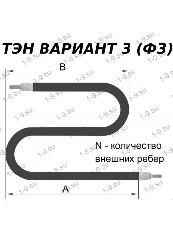 Купить ТЭН форма 3 (ф3)